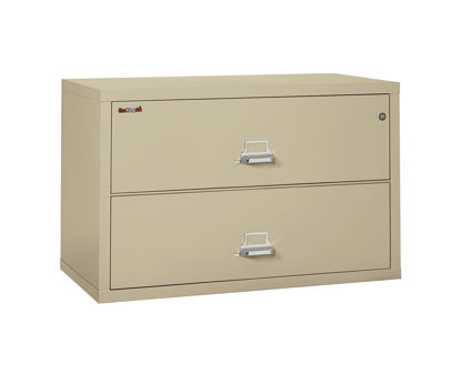 """Picture of 2 Drawer - 44"""" wide"""