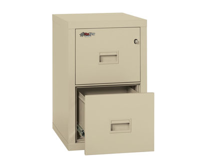 """Picture of 2 Drawer - 22 1/8"""" Depth"""