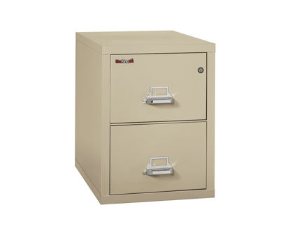 """Picture of 2 Drawer - Legal - 31 9/16"""" Depth"""