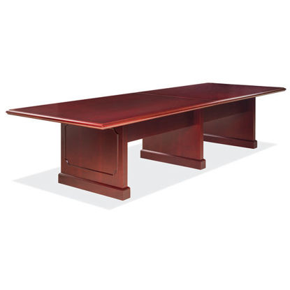 Picture of 12' Rectangular Table with Panel Base
