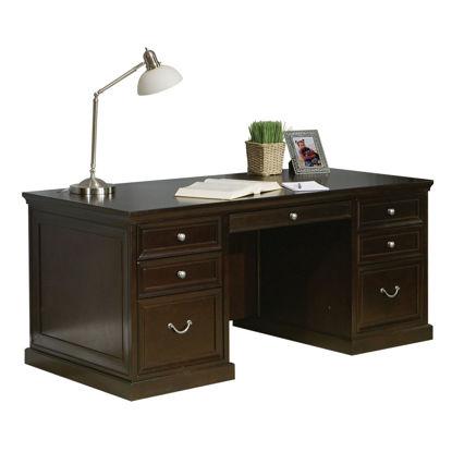 Picture of 68'' Double Pedestal Desk