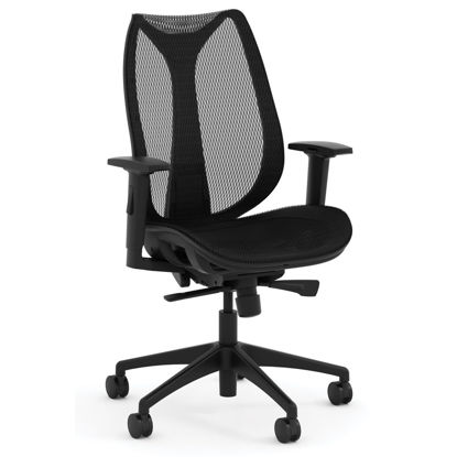 Picture of All Mesh High Back Chair with Synchro Tilt