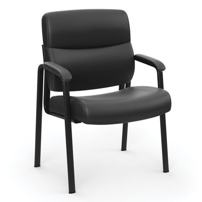 Picture of Guest Chair With Black Frame