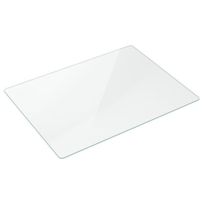 """Picture of 36"""" x 48"""" Glass Chair Mat"""