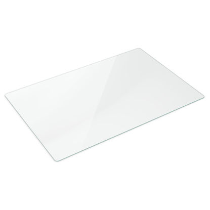"""Picture of 40"""" x 60"""" Glass Chair Mat"""