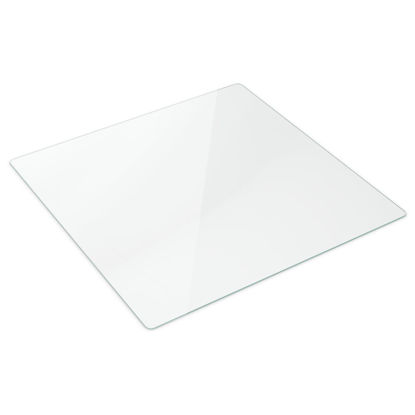 """Picture of 48"""" x 48"""" Glass Chair Mat"""