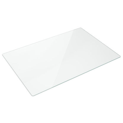"""Picture of 48"""" x 72"""" Glass Chair Mat"""