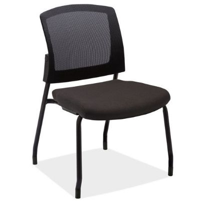 Picture of Armless Micro Mesh Back Side Chair