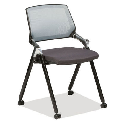 Picture of Armless Flex Back Nesting Chair