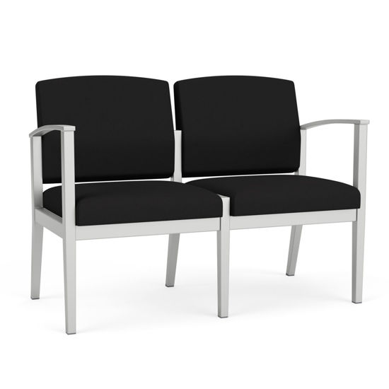 Picture of Amherst Steel 2 Seat Sofa