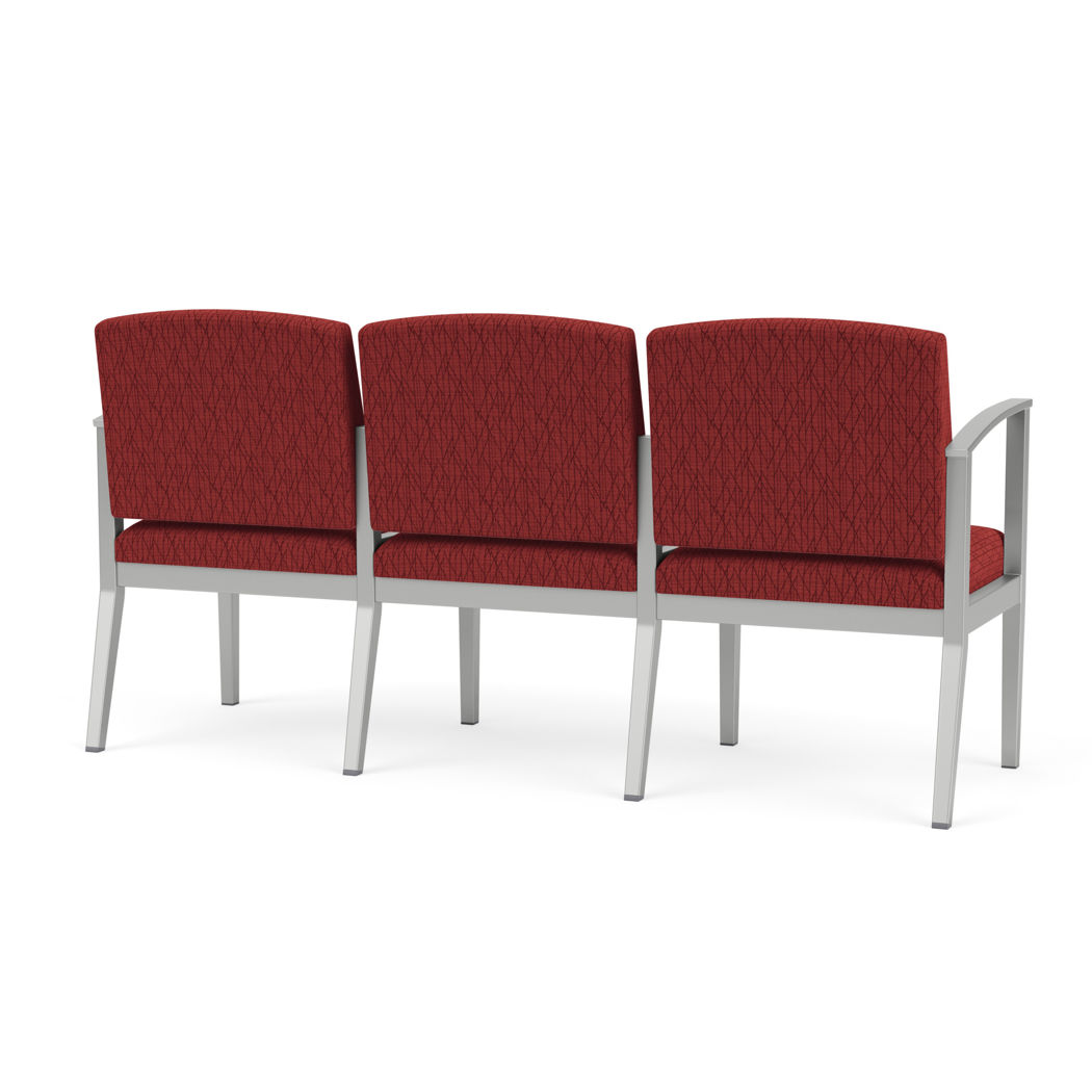 Picture of Amherst Steel 3 Seat Sofa