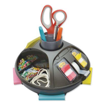 Picture of 3M™ Rotary Desk Organizer