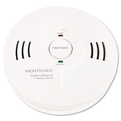 Picture of Kidde Night Hawk® Combination Smoke/CO Alarm with Voice & Alarm Warning