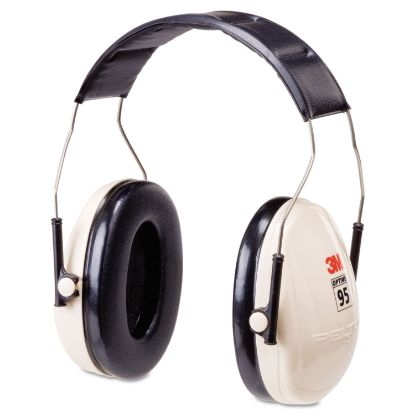 Picture of 3M™ PELTOR™ OPTIME™ 95 Low-Profile Folding Earmuffs