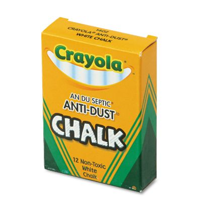 Picture of Crayola® Anti-Dust® Chalk