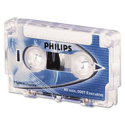 Picture of Philips® Dictation Mini Cassettes