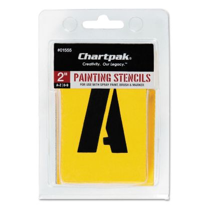 Picture of Chartpak® Professional Lettering Stencils