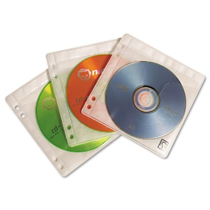 Picture of Case Logic® ProSleeve® II CD/DVD Sleeves