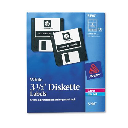 Picture of Avery® Diskette Labels