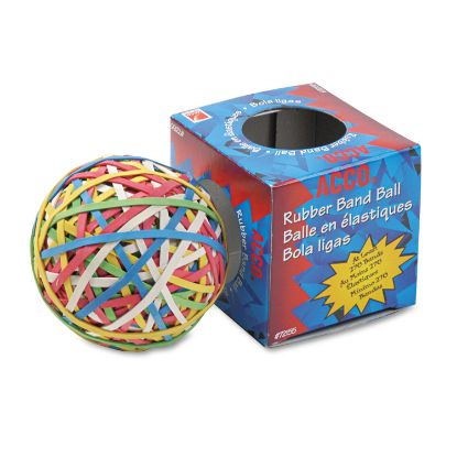 Picture of ACCO Rubber Band Ball