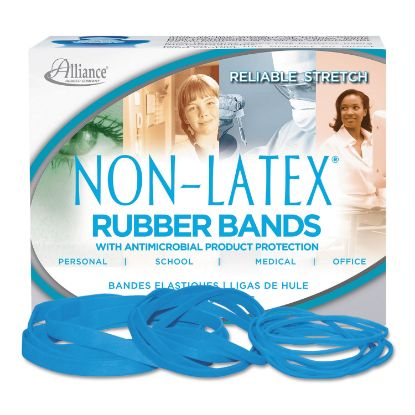 Picture of Alliance® Antimicrobial Non-Latex Rubber Bands