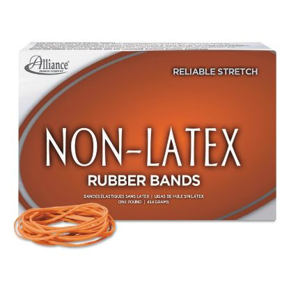 Picture of Alliance® Non-Latex Rubber Bands