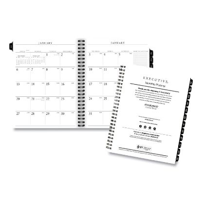 Picture of AT-A-GLANCE® Executive® Monthly Planner Refill