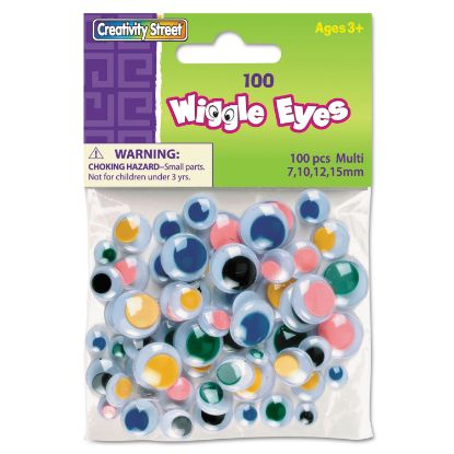 Picture of Creativity Street® Wiggle Eyes Assortment
