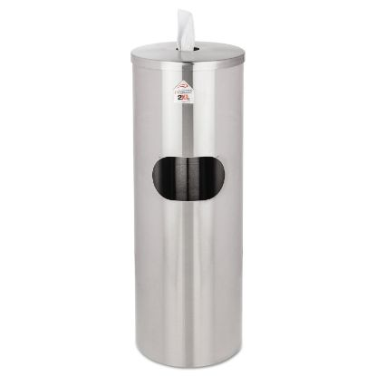 Picture of 2XL Standing Stainless Wipes Dispenser