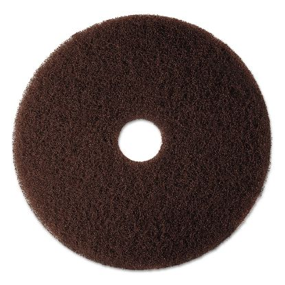 Picture of 3M™ Brown Stripping Pads 7100