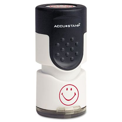 Picture of ACCUSTAMP® Pre-Inked Round Stamp