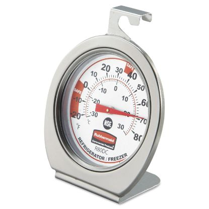 Picture of Rubbermaid® Commercial Pelouze® Refrigerator/Freezer Monitoring Thermometer
