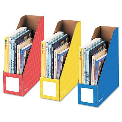Picture of Bankers Box® Extra-Wide Magazine File