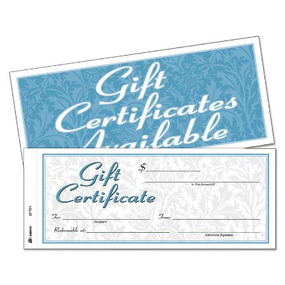 Picture of Adams® Gift Certificates