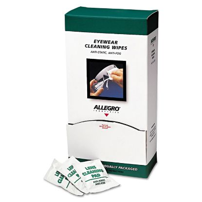 Picture of Allegro® Eyewear Cleaning Wipes