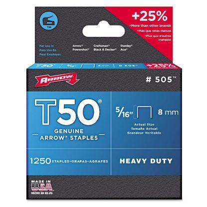 Picture of Arrow T50® Heavy Duty Staples