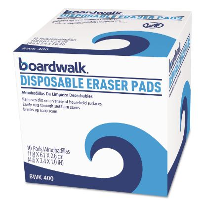Picture of Boardwalk® Disposable Eraser Pads