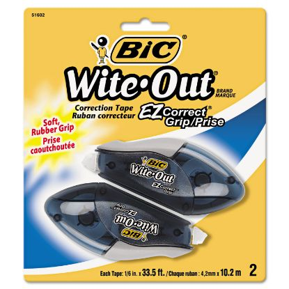 Picture of BIC® Wite-Out® Brand EZ Correct® Grip Correction Tape