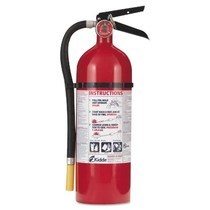Picture of Kidde ProLine™ Multi-Purpose Dry Chemical Fire Extinguisher - ABC Type 466112-01