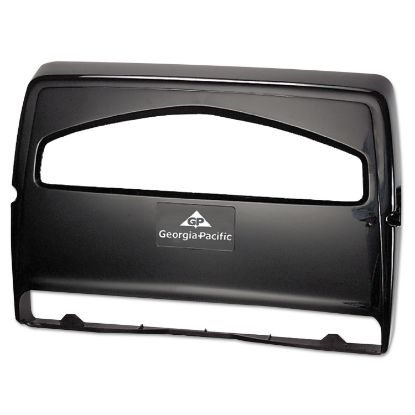 Picture of Georgia Pacific® Professional Safe-T-Gard™ Toilet Seat Cover Dispenser