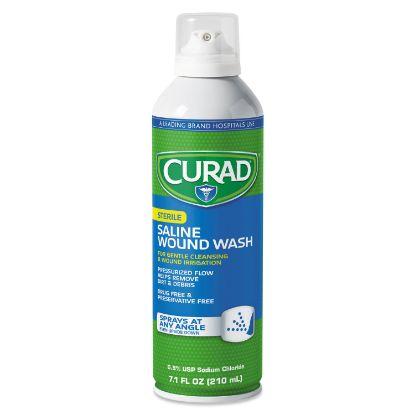 Picture of Curad® Sterile Saline Wound Wash