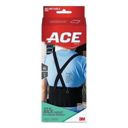 Picture of ACE™ Work Belt with Removable Suspenders