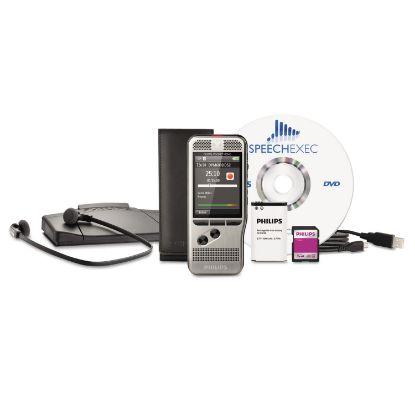 Picture of Philips® Pocket Memo Dictation/Transcription Kit