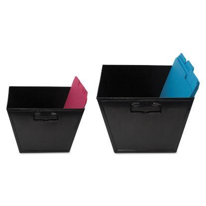 Picture of Advantus Steel File and Storage Bin