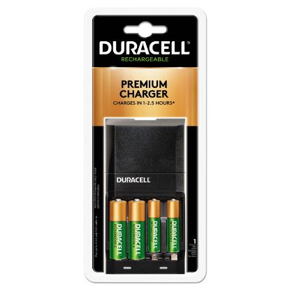 Picture of Duracell® ION SPEED™ 4000 Hi-Performance Charger