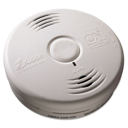 Picture of Kidde Bedroom Sealed Battery-Operated Smoke Alarm with Voice Alarm