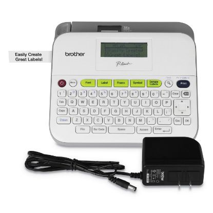 Picture of Brother P-Touch® PT-D400 Versatile Label Maker