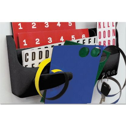 Picture of MasterVision® Magnetic SmartBox Organizer