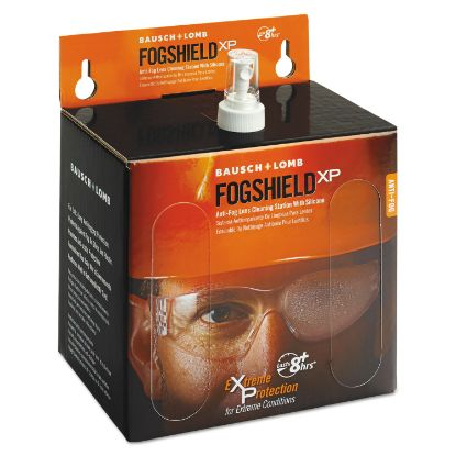 Picture of Bausch & Lomb Sight Savers® FogShield Extreme Protection Disposable Safety Lens Cleaning Station