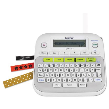 Picture of Brother P-Touch® PT-D210 Easy, Compact Label Maker